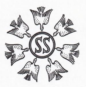 SS Sanctus Spiritus The HOLY SPIRIT pi