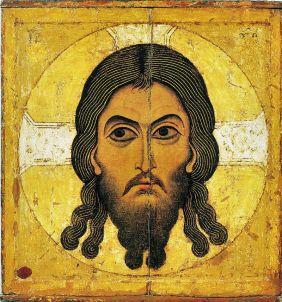MANDYLION Christos_Acheiropoietos or Christ Handmade
