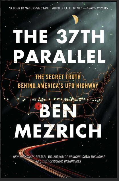 37th parallel Ben Mezrich