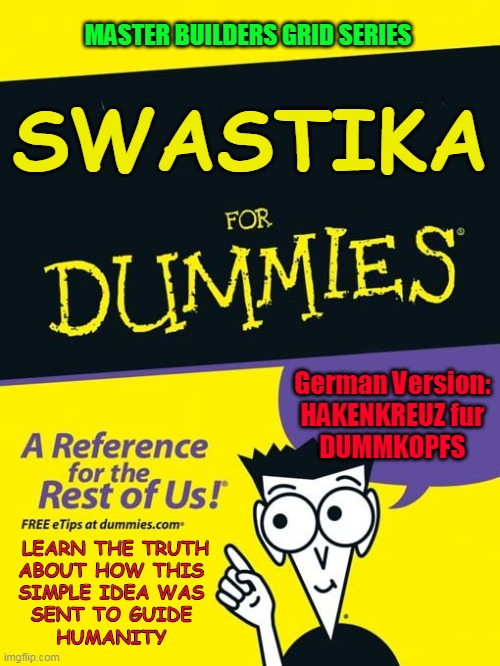 swastika for dummies MEME