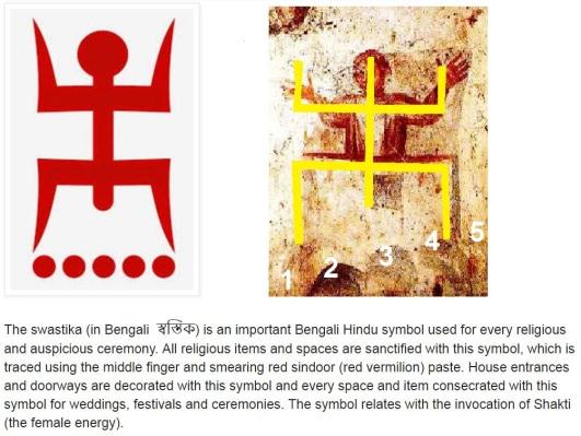 Bengali ShoStik aka SwaStik Orans