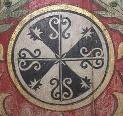 Santa Catalina Rosetta Fractal Mandala cropped