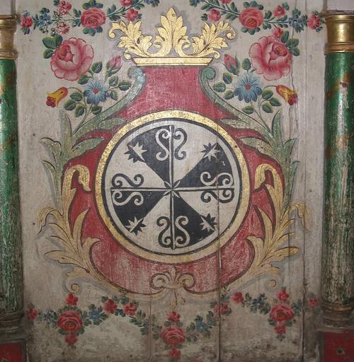 Santa Catalina Rosetta Fractal Mandala