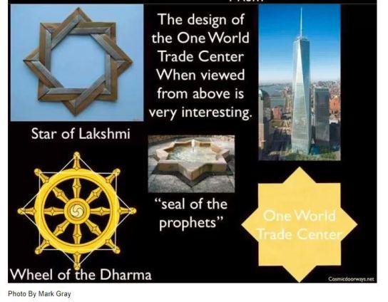 Droste Effect World Trade Center