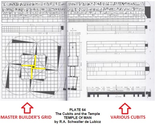 Schwaller plate 64 Temple of Man2