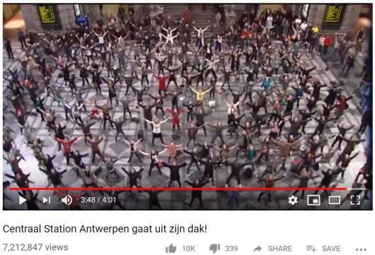 do ra mi shostik belgium flash mob 2100 ce surrender and victory