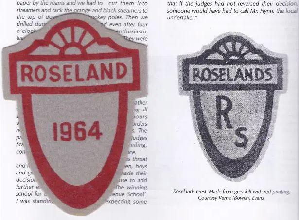 RoSeLaNDS pre-1963 vs RoSeLaND 1964